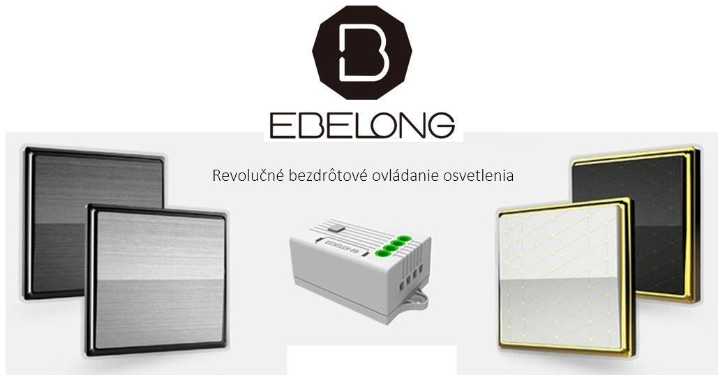 Ebelong Battery Free Switch