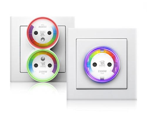 Fibaro - elektrické zásuvky