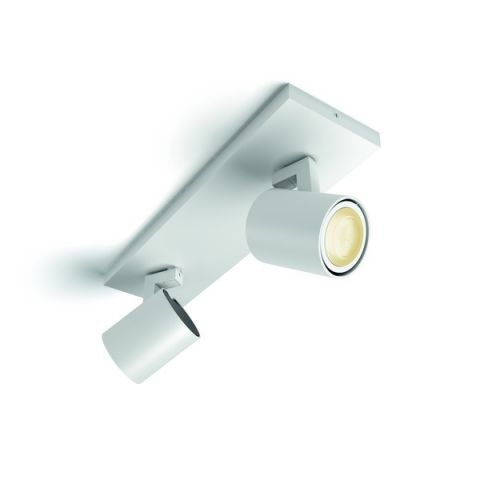 Runner Hue Bar/Tube White 2x5.5W
