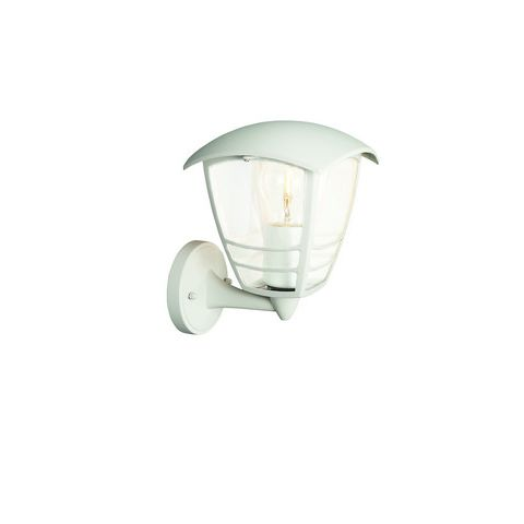 Creek wall lantern white 1x60W 230V