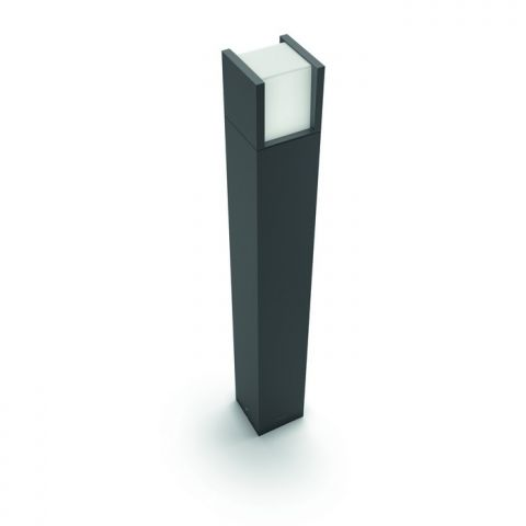 Arbour post anthracite 1x6W 230V