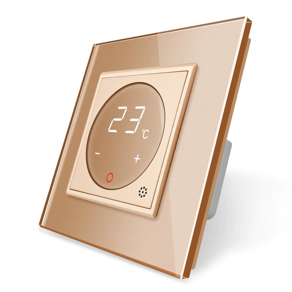 digitálny termostat pripojiť