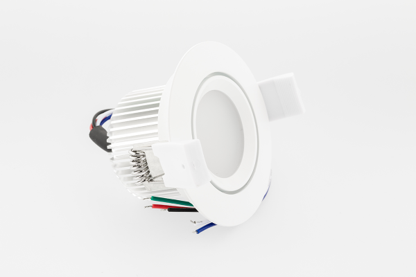 Loxone LED Spot RGBW - white PWM