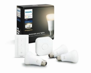 Philips Hue White 9W A60 E27 3set sw EUR BT