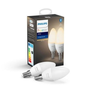 Philips Hue White 5.5W B39 E14 EU 2P BT