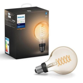 Philips Hue White Fil G93 E27 EUR BT