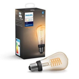 Philips Hue White Fil ST64 E27 EUR BT