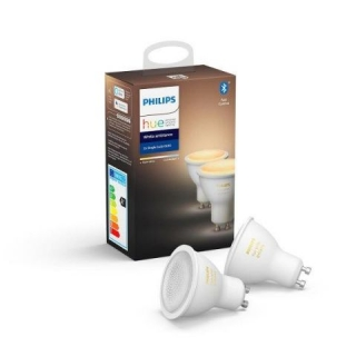 Philips Hue Ambiance 5.5W GU10 EUR 2Pack BT