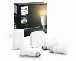 Philips Hue Ambiance 8.5W A60 E27 3set sw EUR BT