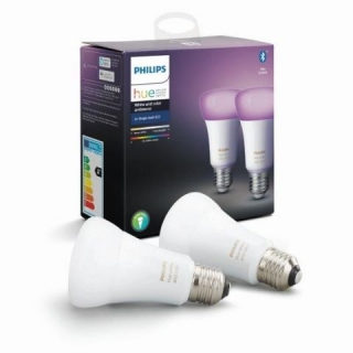 Philips Hue 9W A60 E27 2P EUR BT