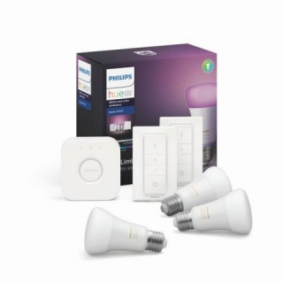 Philips Hue 9W A60 E27 3set