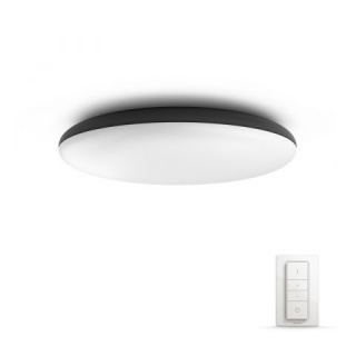 Cher Hue Ceiling Lamp Black 39W