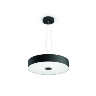 Fair Hue Pendant Black 39W