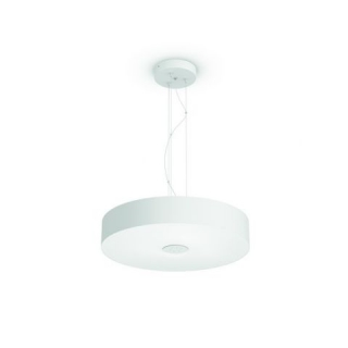 Fair Hue Pendant White 39W