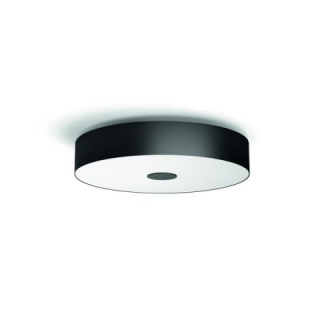 Fair Hue Ceiling Lamp Black 39W