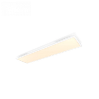 Aurelle Ceiling Lamp White 55W 230V Rectangular