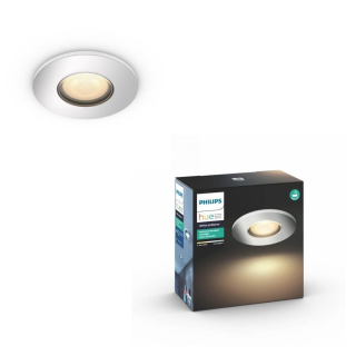 Adore Hue Recessed Chrome 5W
