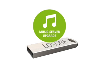 Loxone Music Server Upgrade