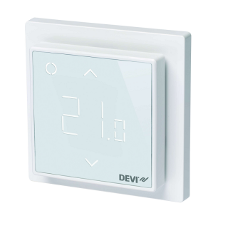 Termostat DEVIREG Smart biely polar WIFI
