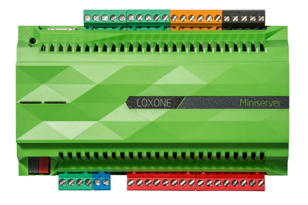 Loxone - základné moduly