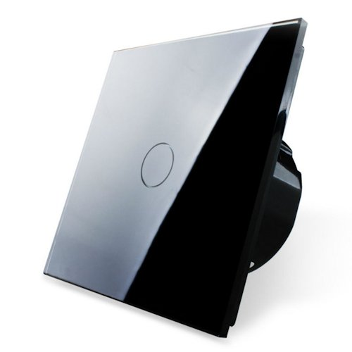 Livolo Touch Switch Black ( touchswitch )