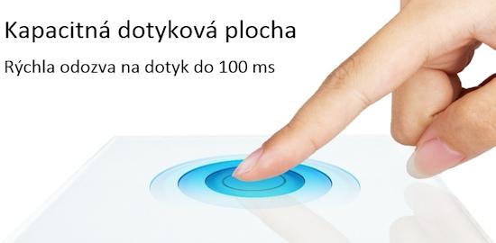 Dotykový vypínač LIVOLO